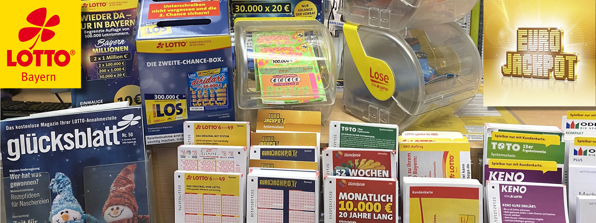 Lotto Poecking bei Starnberg